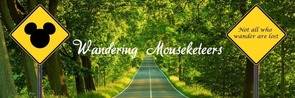 Wandering Mouseketeers