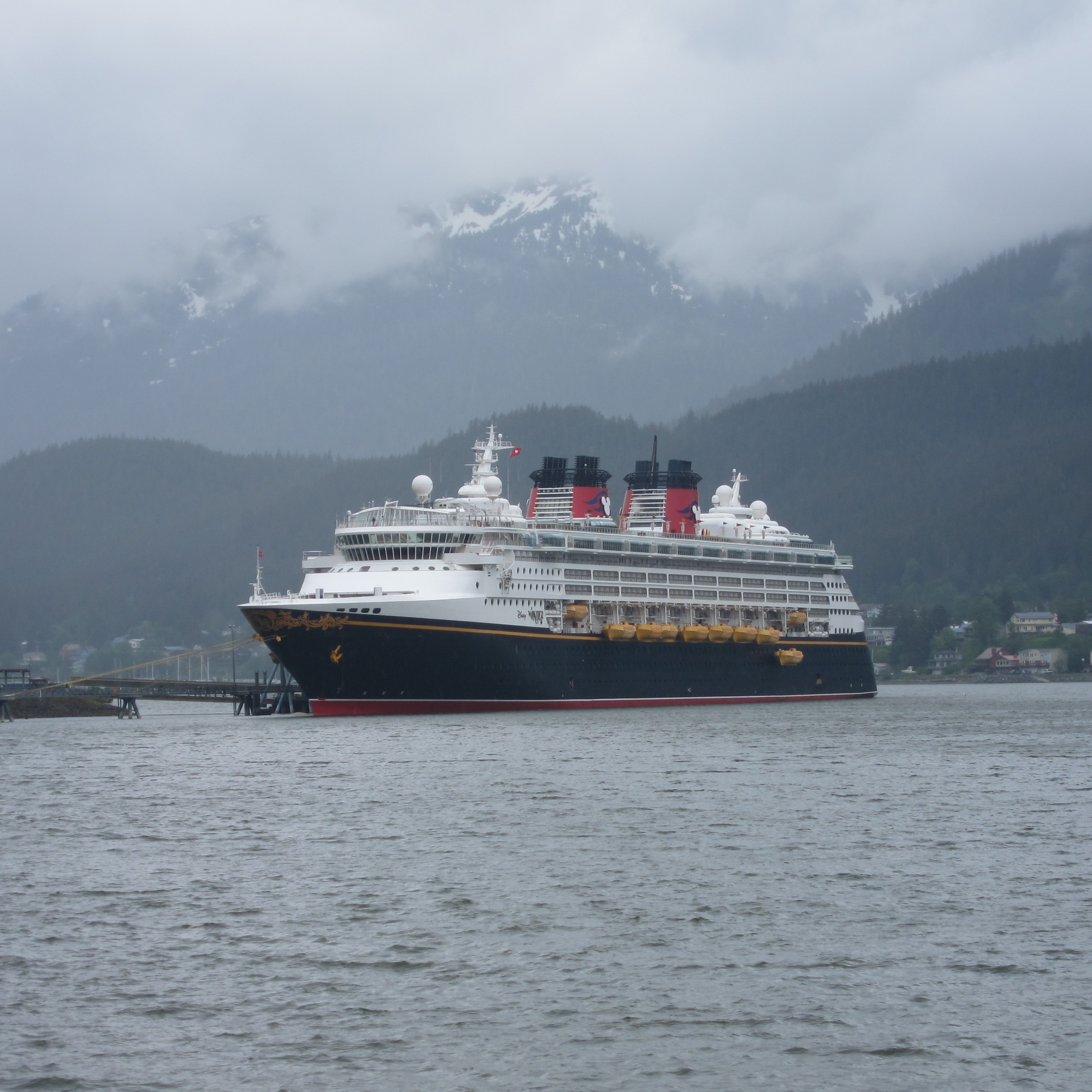 Character Dance Party and Outlook Cafe | Alaska Cruise Trip Report Update