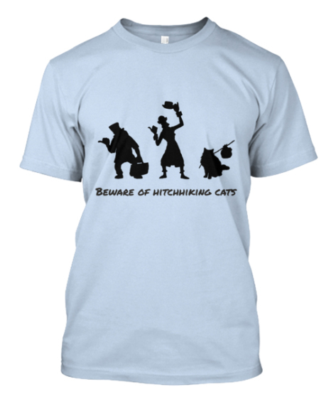 Cats of Disneyland T-Shirts