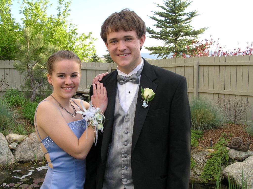 Our Senior Prom